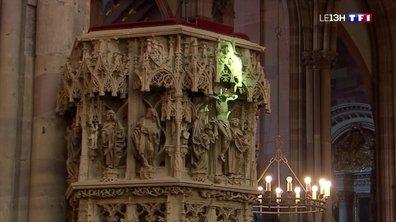 À chaque équinoxe, le rayon vert traverse la cathédrale de Strasbourg