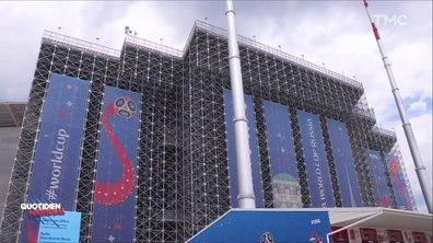 Ekaterinbourg: le stade le plus flippant du monde va accueillir les Bleus