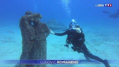 À la découverte d'Atlantico, un musée sous la mer