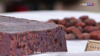 À la découverte d'une fabrique de chocolat à Turin