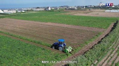 À la découverte de Batz, l'île aux tracteurs et ses activités agricoles