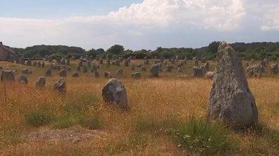 À la découverte de Carnac et ses alignements de menhirs