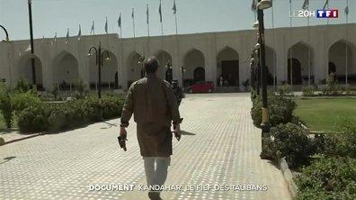 À la découverte de Kandahar, le fief des talibans