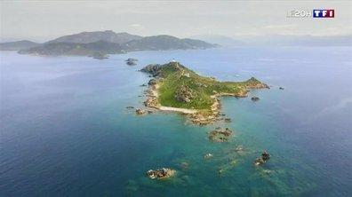 À la découverte de l'archipel des Sanguinaires en Corse