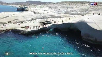 À la découverte de l'île de Milos en Grèce