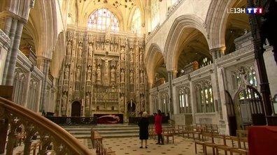 A la découverte de la cathédrale de Winchester