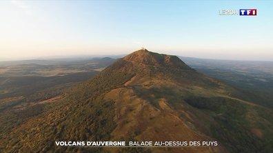 À la découverte de la chaîne des Puys en Auvergne