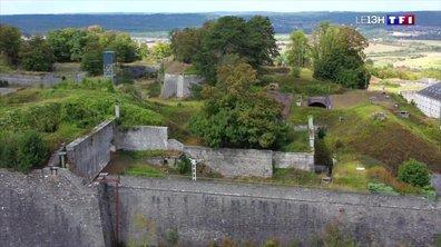 À la découverte de la citadelle de Charlemont dans les Ardennes