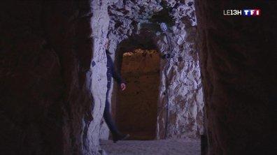 À la découverte de la cité souterraine de Naours