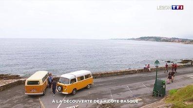 À la découverte de la côte basque