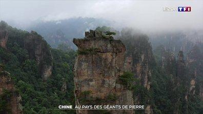 À la découverte de la région du Zhangjiajie en Chine