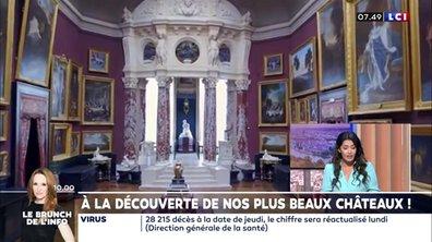 À la découverte de nos plus beaux châteaux : le château de Chantilly et ses fabuleuses collections d'art