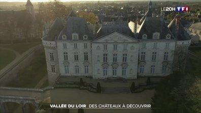 À la découverte des châteaux de la vallée du Loir