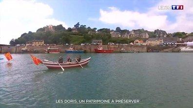 À la découverte des doris, ces bateaux traditionnels du Cotentin