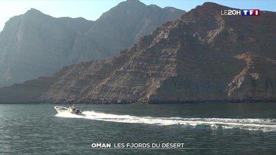 À la découverte des fjords du désert du sultanat d'Oman