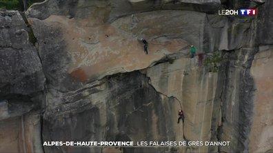 À la découverte des grès d'Annot dans les Alpes-de-Haute-Provence