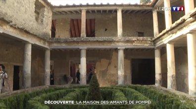 À la découverte des nouveaux trésors de Pompéi