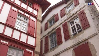 A la découverte des petites ruelles colorées de Ciboure dans le Pays basque