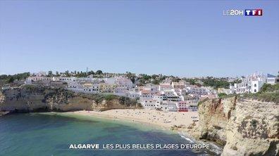 À la découverte des plus belles plages d'Europe en Algarve