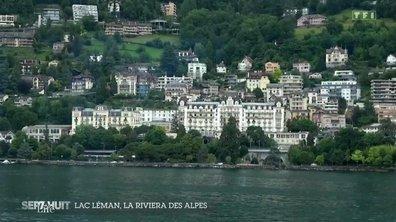À la découverte des rives du lac Léman, la Riviera des Alpes