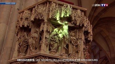 À la découverte des secrets de la cathédrale de Strasbourg