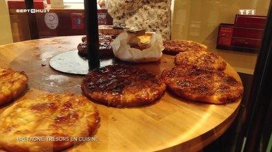 À la découverte des trésors culinaires de la Bretagne