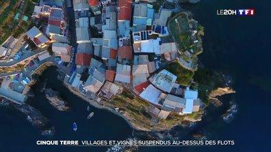 À la découverte des villages des Cinque Terre et ses vignes