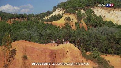 À la découverte du Colorado en Provence