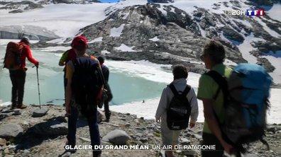 À la découverte du glacier du Grand Méan, un air de Patagonie