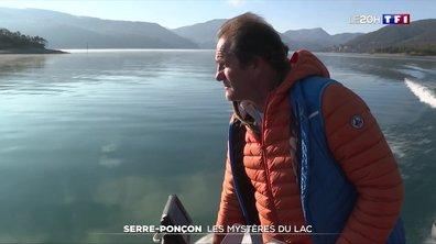À la découverte du lac de Serre-Ponçon dans les Hautes-Alpes