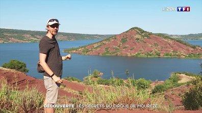 À la découverte du lac du Salagou