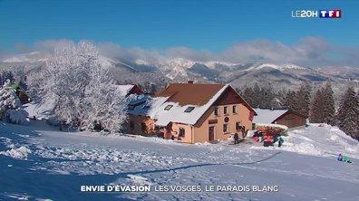 À la découverte du massif des Vosges sous la neige