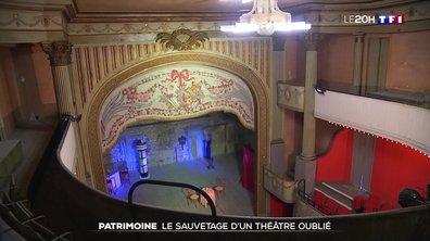 À la découverte du petit théâtre de Guéret qui va renaître