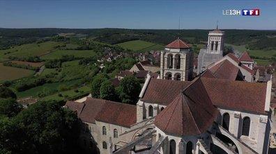 À la découverte du sanctuaire de Vézelay