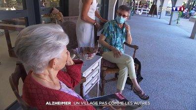 """À la découverte du """"village Alzheimer"""" à Dax"""