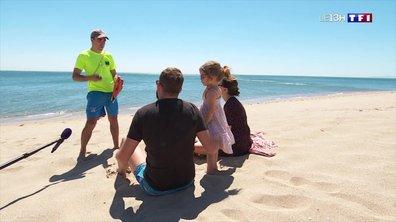 À la plage, les postes de secours aussi ont rouvert