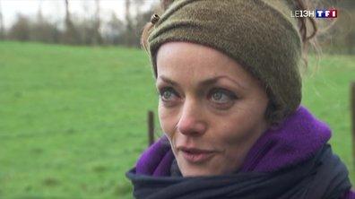Émilie, jeune agricultrice du Pas-de-Calais