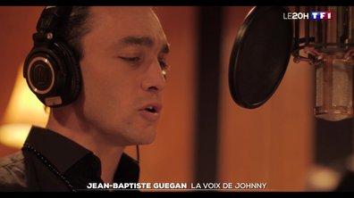 À la rencontre de Jean-Baptiste Guégan, le sosie vocal de Johnny