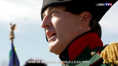À la rencontre de Mark Schneider, le sosie américain de Napoléon