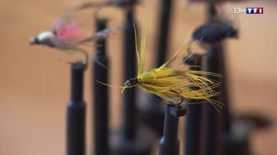 À la rencontre de pêcheurs de truites à la mouche sur les bords du Doubs