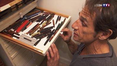 À la rencontre de Thierry Saada, un collectionneur de stylos plume