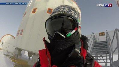 À la rencontre des confinés volontaires de la station Concordia, au cœur de l'Antarctique