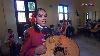 A la rencontre des mariachis au Mexique