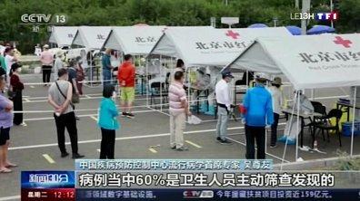 À Pékin, la menace d'une deuxième vague inquiète beaucoup