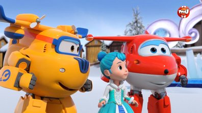 Super Wings - La Princesse des neiges