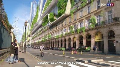 A quoi ressembleront les villes du futur ?