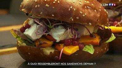 A quoi ressembleront nos sandwichs de demain ?