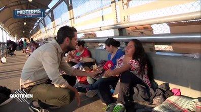 À la rencontre des migrants à la frontière entre le Mexique et les États-Unis