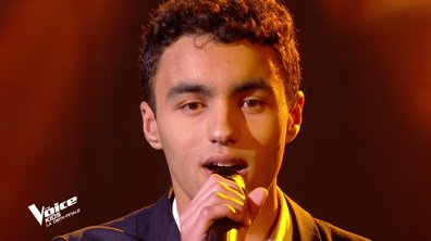 "The Voice Kids 2020 - Demi-Finale : Abdellah chante ""Lettre à France"" de Michel Polnareff (Team Kendji)"