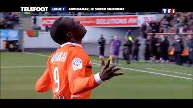 Lorient-Monaco : Aboubakar, le sniper silencieux